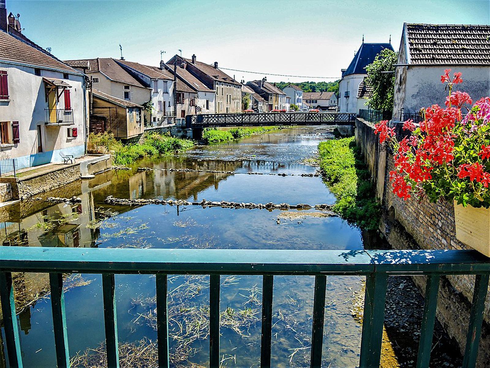 Le Salon En Aval Du Pont De ChamplitteEspirat