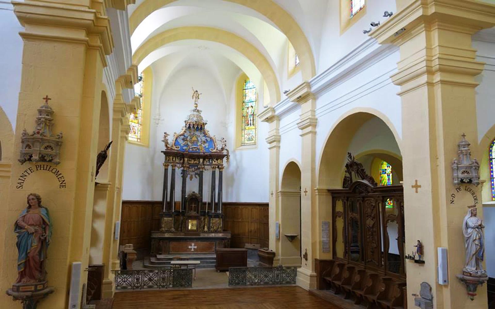 Choeur-de -Eglise-Saint-Georges