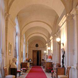 Villersexel Chateau Interie