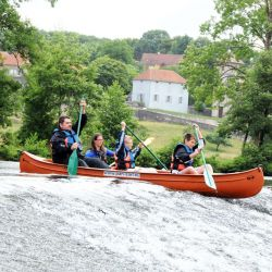 Descendre Ognon Canoe PAN S
