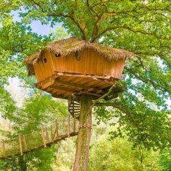 Dormir Cabane Des Grands La